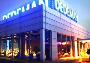 Dedeman İstanbul & Park Dedeman Levent, Management